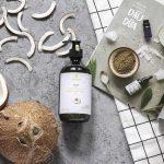 szampony ziołowe