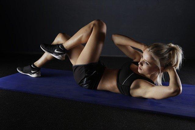 ćwiczenia z własnym ciężarem